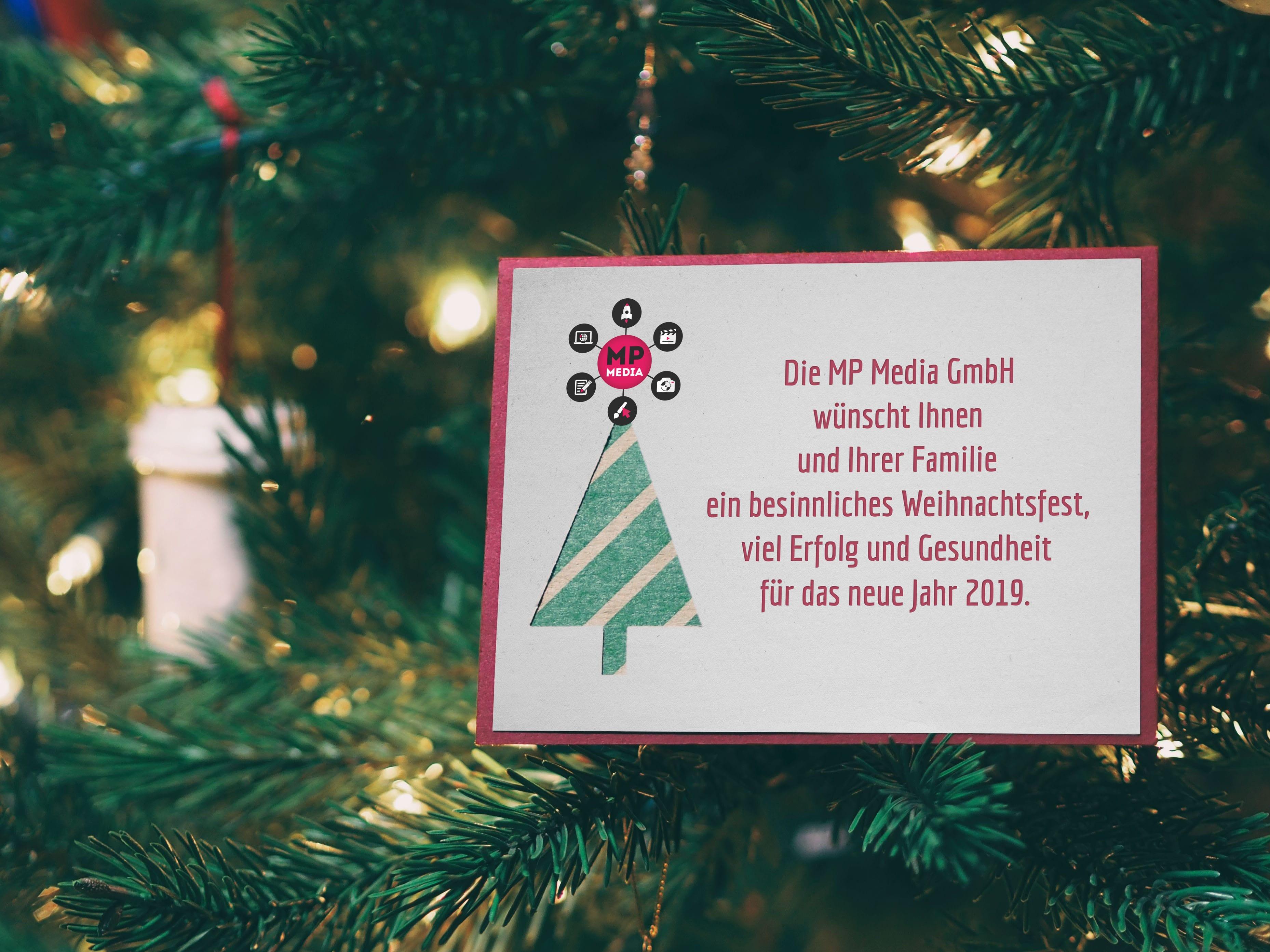 Besinnliche Weihnachten Und Einen Guten Rutsch Ins Neue Jahr.Mp Media Gmbh Mp Media Wünscht Frohe Weihnachten Und Einen Guten